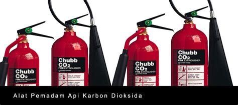 Alat Pemadam Api Karbon Dioksida perkhidmatan bintang ukhwah services