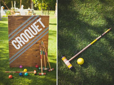 backyard croquet backyard games for labor day weekend hgtv design blog