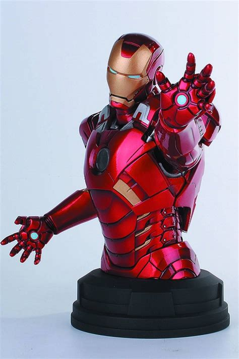 Miniatur Iron Marvel the best place to buy comics pop culture products