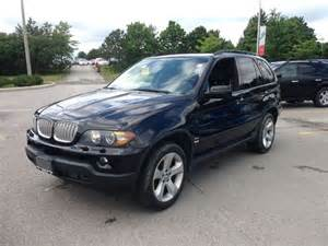 2005 Bmw X5 4 4i 2005 Bmw X5 4 4i Markham Ontario Used Car For Sale