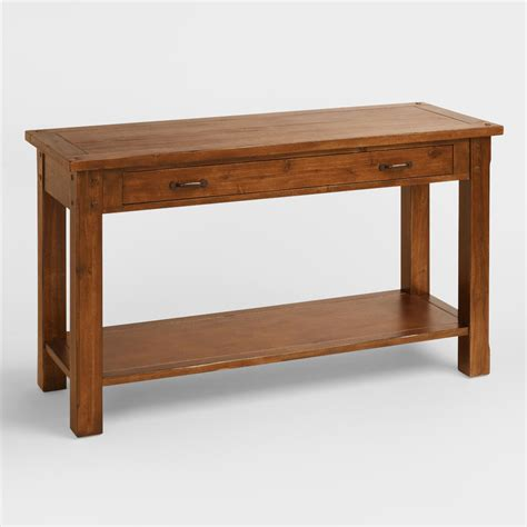 console tables madera console table world market