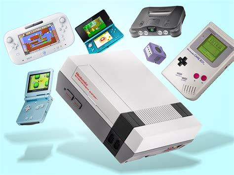 nintendo nintendo console ranked the best nintendo consoles of all time stuff