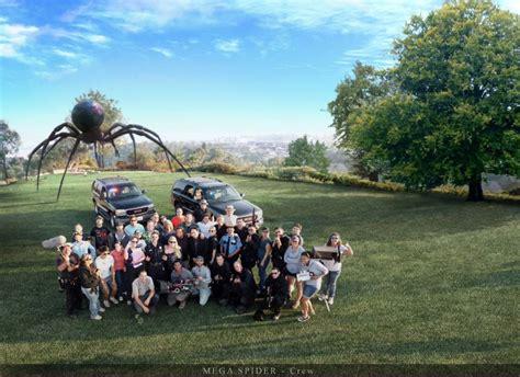 Mega Spider 2013 Film New Caught In The Mega Spider S Web Undead Backbrain
