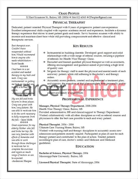 physical therapy research papers physical therapist research paper