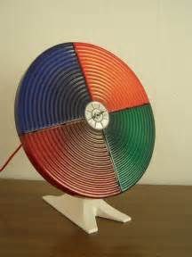 vintage christmas tree color wheel by redeyevintage on etsy