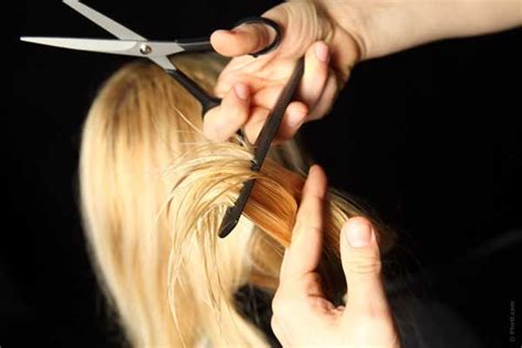 woman scissor cut hair styles 6 surprising hair fall reasons health geniusbeauty