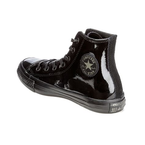 Harga Converse Leather converse s chuck all patent leather hi