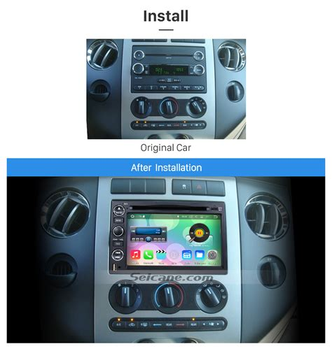 automotive service manuals 2006 ford mustang navigation system quad core pure android 7 1 1 dvd gps in dash radio system for 2005 2009 ford mustang with 16g