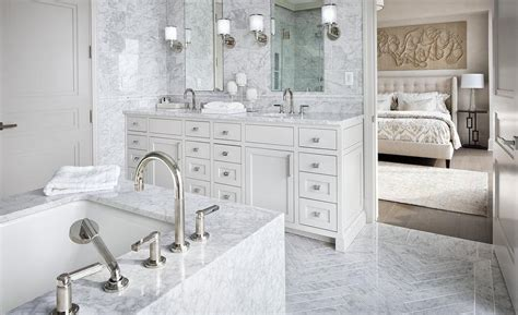 white and gray marble bathrooms grey marble bathroom crowdbuild for