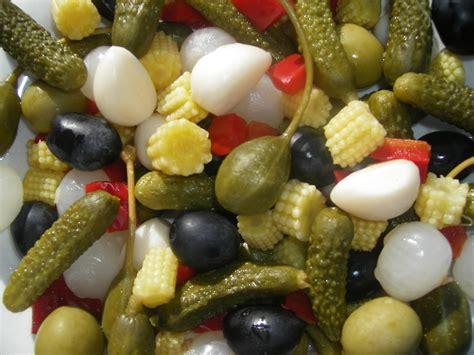 alimentos encurtidos encurtidos de verduras 161 recetas tradicionales mil recetas