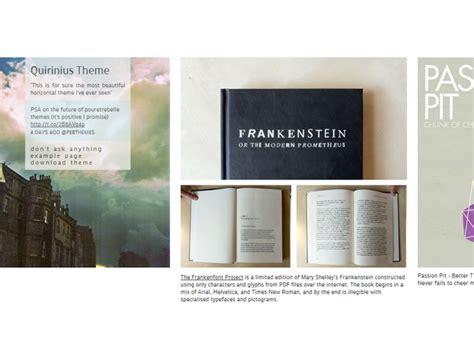 themes tumblr horizontal horizontal scrolling tumblr theme free diigo groups