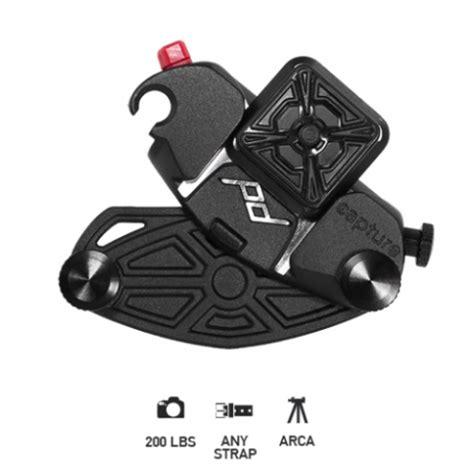 Peak Design Capture Clip V2 peak design capture clip v2 with standard plate