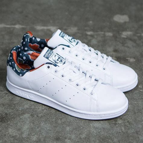 Adidas Stan Smith White adidas stan smith white footwear white utility green