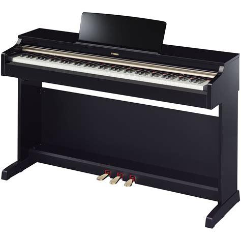 Digital Piano Yamaha Arius yamaha arius ydp 162 pe bundle 171 digital piano