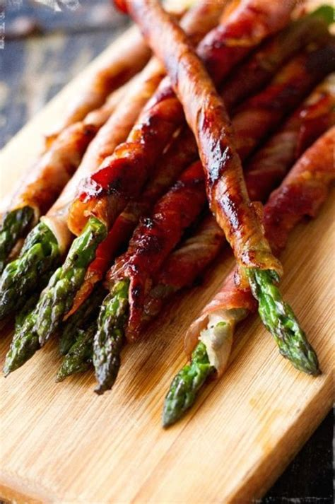 Killer Apps Prosciutto Wrapped Asparagus by Best 25 Appetizers Ideas On