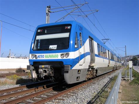 trains in america urbanrail net gt south america gt chile gt valpara 237 so metro