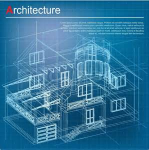 construction blueprint urban blueprint vector architectural background part of architectural project architectural