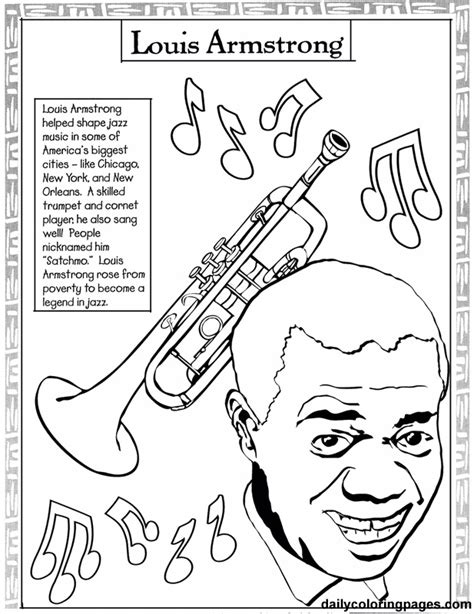 Free Printable Black History Coloring Pages free printable black history coloring pages az coloring