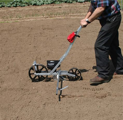 Manual Seed Planter by The Earthway Manual Seed Planter Makes Planting Crops A