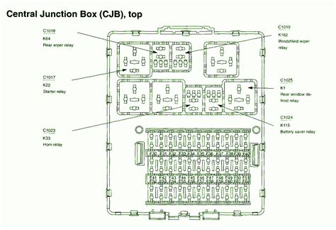 ford focus 2005 wiring diagram wiring diagram and
