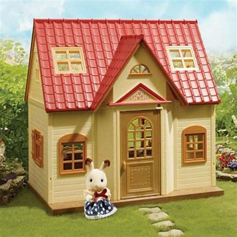 sylvanian families cottage sylvanian families home sweet home sycamore cottage toys
