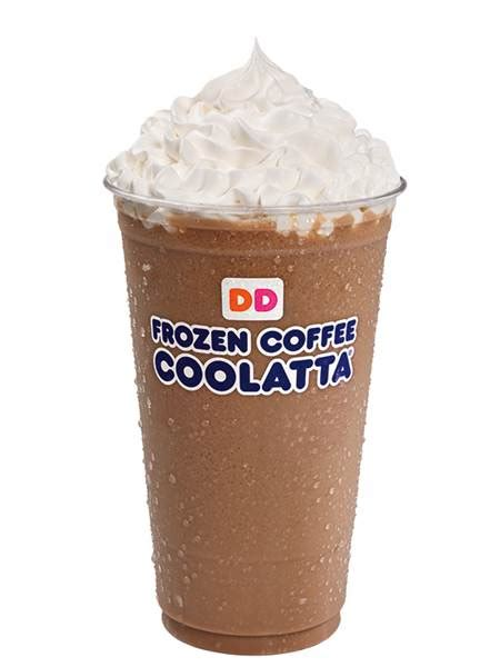 Coffee Dunkin Donuts dunkin donuts ditches the coffee coolatta for new summer drink today
