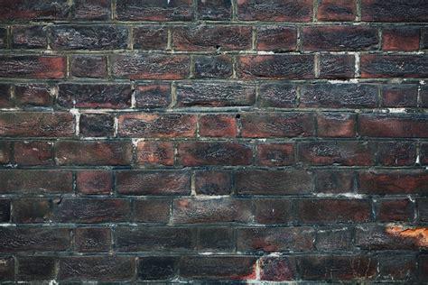 Dark Brick Wall by Dark Grunge Brick Wall Texture