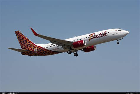 batik air flight information pk lbk boeing 737 8gp batik air chris g jetphotos