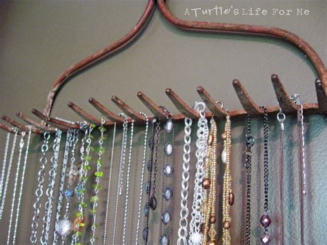 farm tool necklace hanger a turtle s for me