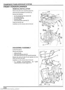2014 2015 honda trx420 fa tm te fm fe fourtrax rancher service manual