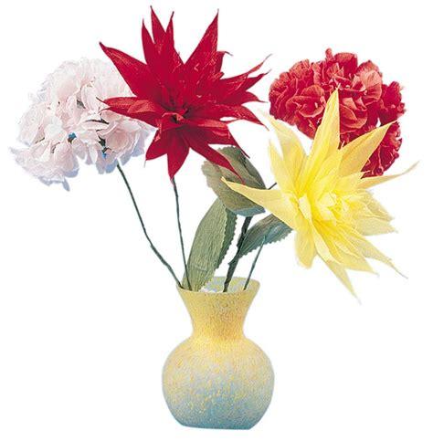 come costruire un fiore di carta come fare fiori di carta la dalia bricoportale fai da