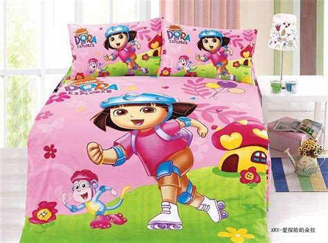 dora the explorer bedroom popular dora comforter set buy cheap dora comforter set