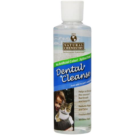 Homepath Detox For Pets by Chemistry Dental Cleanse For Cats Naturalpets