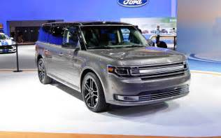 Ford Fles We Hear Ford Flex To Be Discontinued By 2020 Motor Trend