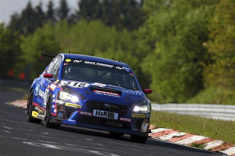 subaru nurburgring subaru heads to n 220 rburgring 24 hours with new subaru wrx sti