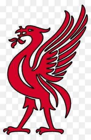 liverpool fc emblem bird liverpool fc badge clipart