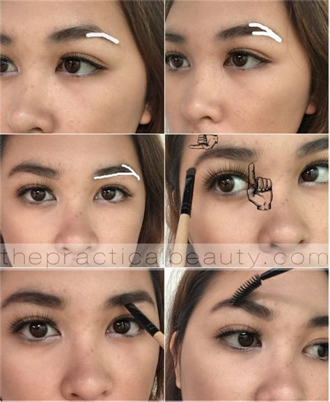 how to soften eyebrows eyebrow tips to reach your