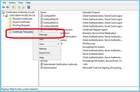 end user certificate template vmware horizon 7 true sso setting up in a lab vmware
