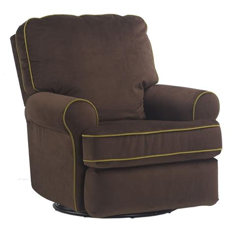best reclining glider best home furnishings tryp swivel glider recliner