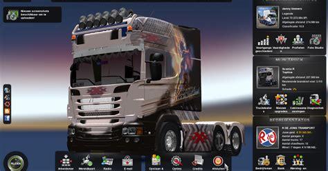 cara memasang mod game ets 2 huong dan mod game euro truck simulator prive projecten
