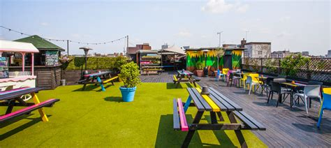 outdoor event spaces rooftops roof terraces rooftop gardens for corporate