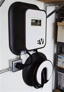 House Charging Station by Carcharging Wins Bid On Purchasing Ecotality S Blink