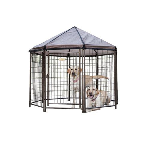 outdoor kennel outdoor pet gazebo kennel