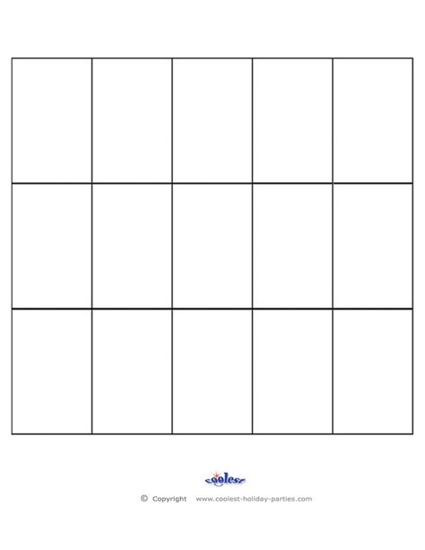 free blank bingo card template for teachers 7 best images of printable blank bingo sheets free