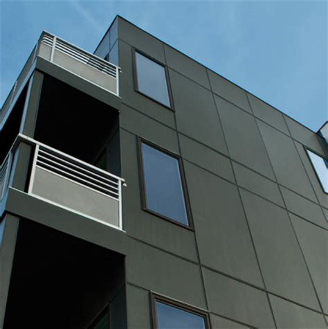 Architectural Siding Panels - allura fiber cement architectural panels