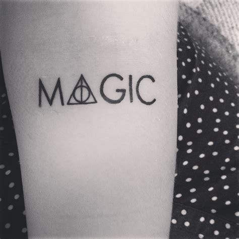 tattoo magic 42 insanely magical harry potter tattoos harry potter