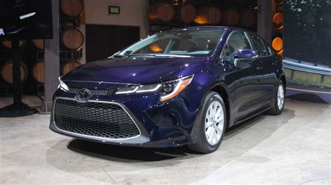 2020 Toyota Corolla Xle by 2020 Toyota Corolla Revealed More Style More Power More
