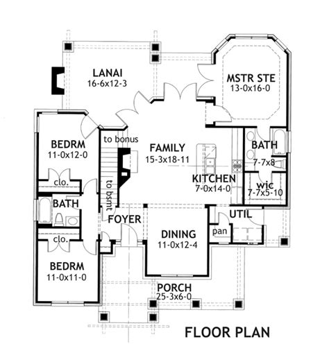 House Plan 65870 At Familyhomeplans Com One Level Tuscan House Plans