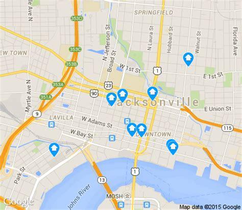 Jacksonville Apartment Map Redirecting