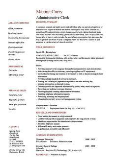 clerical cover letter sle http exleresumecv org